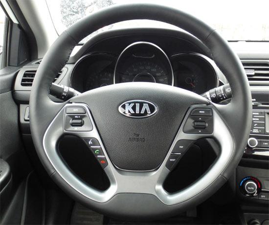 Купить автомобиль KIA Rio седан в новом кузове FL в