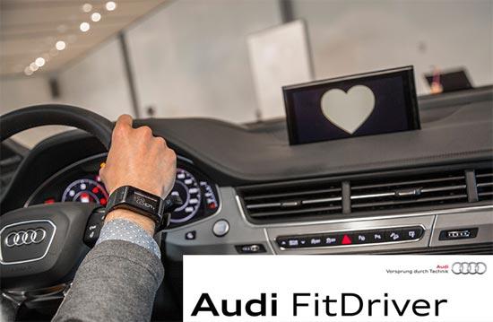 Браслет Audi Fit Driver