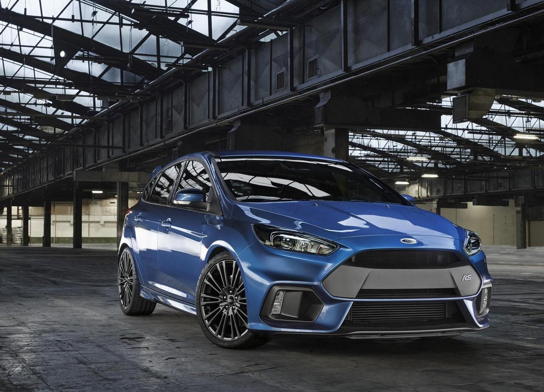 Форд сделал экстремальный хэтчбек FocusRS скорее