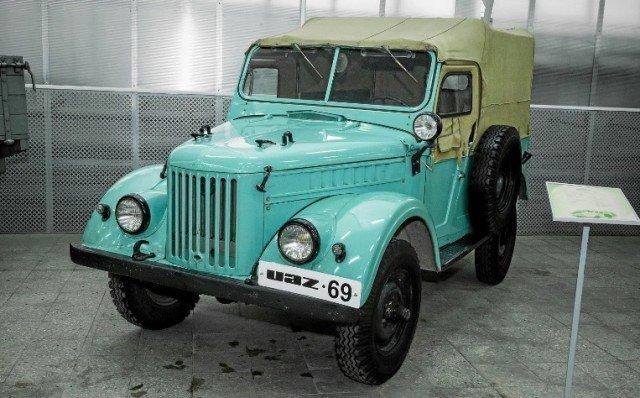 «УАЗ» поднял цены нанесколько собственных моделей